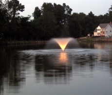 3400VFX & 3400HVFX Aerating Fountains