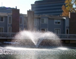 4400VFX & 4400HVFX Aerating Fountains